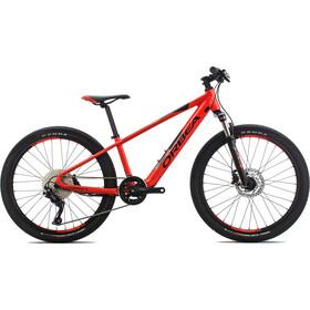"""ORBEA eMX Rower elektryczny Hardtail Dzieci 24"""" czerwony"""